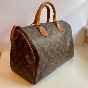 Louis Vuitton Speedy 30 vintage, good condition
